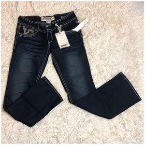 NWT Hydraulic Bailey Slim Boot Jeans